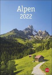 Alpen Kalender 2022