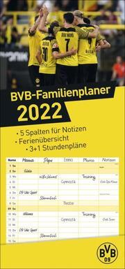 BVB-Familienplaner 2022