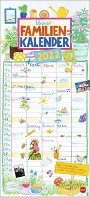 Unser Familienkalender 2022