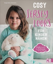 Cosy Jersey-Looks für Kinder nähen
