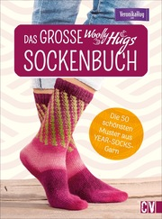 Das große Woolly-Hugs-Sockenbuch