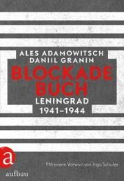 Blockadebuch - Cover
