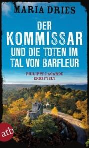 Der Kommissar und die Toten im Tal von Barfleur - Cover