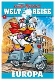 Lustiges Taschenbuch Weltreise 1