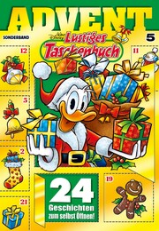 Lustiges Taschenbuch Advent 5