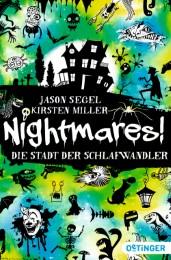 Nightmares! 2. Die Stadt der Schlafwandler