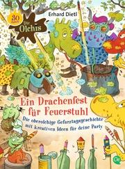 Die Olchis. Ein Drachenfest für Feuerstuhl - Cover