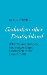 Gedanken über Deutschland