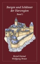 Burgen und Schlösser der Harzregion 1