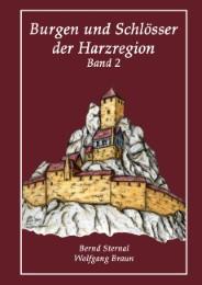 Burgen und Schlösser der Harzregion 2