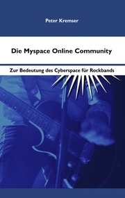 Die Myspace Online Community
