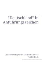 'Deutschland' in Anführungszeichen