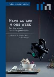 Hack an app in one week