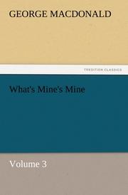 What's Mine's Mine - Volume 3