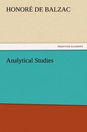 Analytical Studies