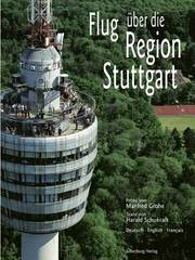 Flug über die Region Stuttgart