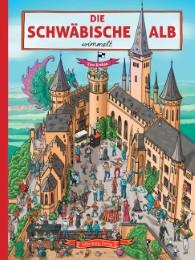 Die Schwäbische Alb wimmelt - Cover