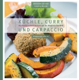 Küchle, Curry und Carpaccio - Cover
