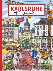 Karlsruhe wimmelt