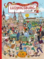 Ludwigsburg wimmelt
