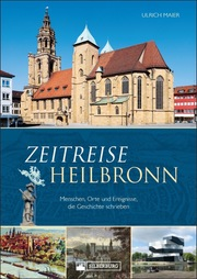 Zeitreise Heilbronn - Cover