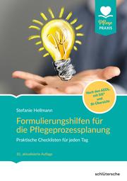 Formulierungshilfen für die Pflegeprozessplanung - Cover