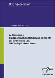 Zeitaufgelöste Fluoreszenzanisotropieexperimente zur Inversierung von MHC-II-Peptid-Komplexen