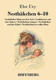 Nesthäkchen Gesamtausgabe in zwei Bänden 6-10