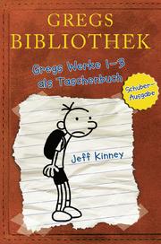 Gregs Bibliothek: Gregs Werke 1-3 als Taschenbuch