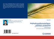 Polyhydroxyalkanoate/ligno-cellulosic composites