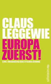 Europa zuerst!