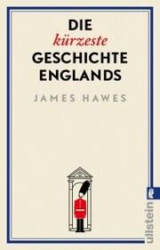 Die kürzeste Geschichte Englands - Cover
