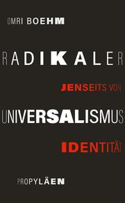 Radikaler Universalismus - Cover