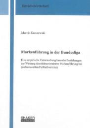 Markenführung in der Bundesliga