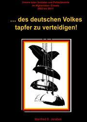 ...des deutschen Volkes tapfer zu verteidigen!