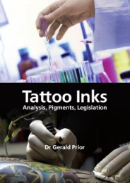 Tattoo Inks: Analysis, Pigments, Legislation