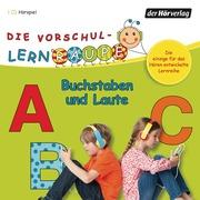 Die Vorschul-Lernraupe - Buchstaben und Laute