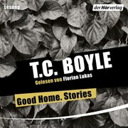 Good Home. Stories - Cover