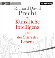 Künstliche Intelligenz und der Sinn des Lebens - Cover