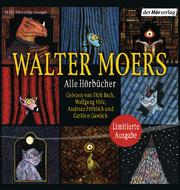 Die große Walter-Moers-Box - Alle Hörbücher