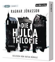 Die Hulda-Trilogie - Cover