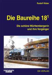 Die Baureihe 18.1