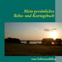 Mein persönliches Kurtagebuch - Cover