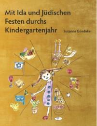 Mit Ida und Jüdischen Festen durchs Kindergartenjahr