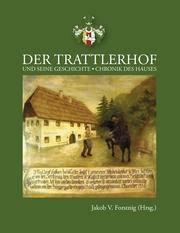 Die Geschichte des Trattlerhofes - Cover