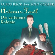 Artemis Fowl - Die verlorene Kolonie