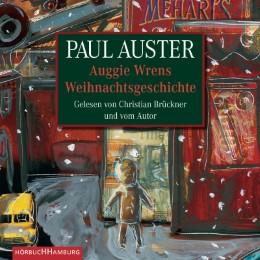 Auggie Wrens Weihnachtsgeschichte (Ungekürzt)