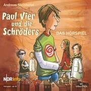 Paul Vier und die Schröders - Das Hörspiel - Cover