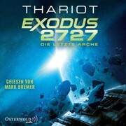 Exodus 2727 - Die letzte Arche - Cover