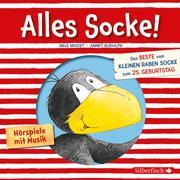Alles Socke! (Alles erlaubt?, Alles Eis!, Alles gefunden!, Alles zu spät!, Alles echt wahr!, Alles nass!, Alles Bitte-danke!, Alles verlaufen! (Kleiner Rabe Socke)